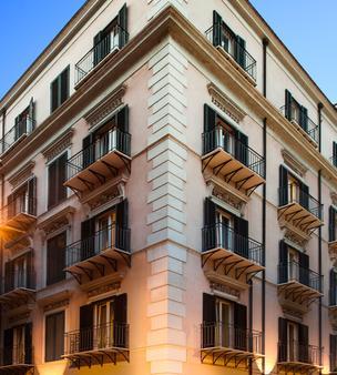 Residenza D'Aragona - Palermo - Building