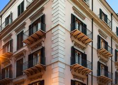 Residenza D'Aragona - Palermo - Rakennus