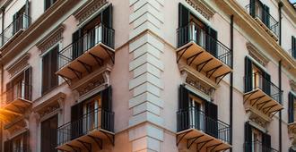 レジデンツァ ダラゴナ - パレルモ - 建物