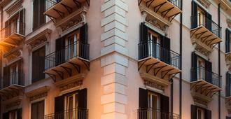 Residenza D'Aragona - Παλέρμο - Κτίριο