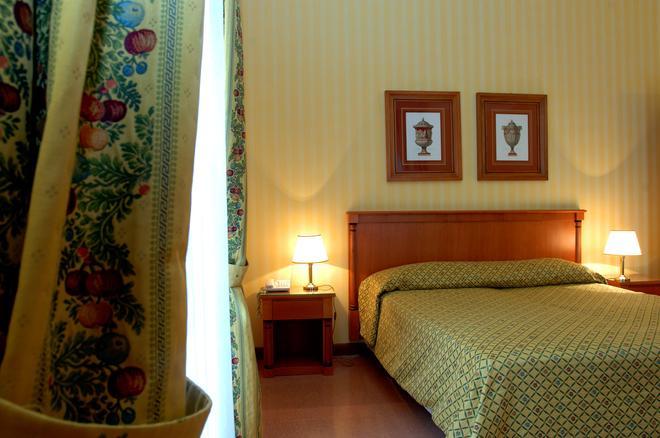 阿拉戈納公寓酒店 - 巴勒摩 - 巴勒莫 - 臥室