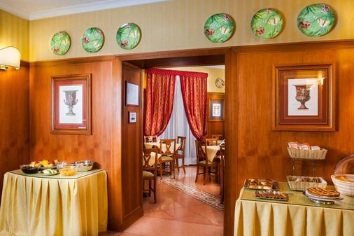 Residenza D'Aragona - Palermo - Buffet