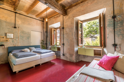 Un Posto a Milano - Mailand - Schlafzimmer