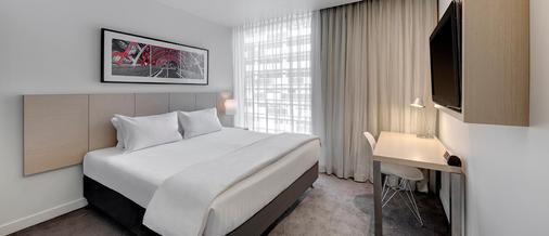 墨爾本港口旅客之家飯店 - 墨爾本 - 臥室