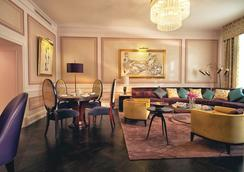 Belmond Grand Hotel Europe - Saint Petersburg - Lounge