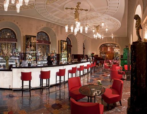 Belmond Grand Hotel Europe - Saint Petersburg - Bar