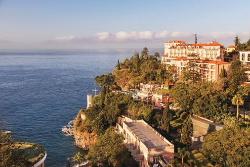 Belmond Reid's Palace - Funchal - Rakennus