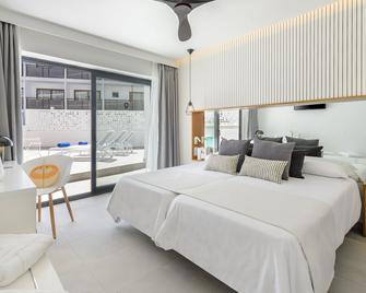 Hotel Playasol Mare Nostrum - Ibiza-stad - Slaapkamer