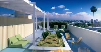Avalon Hotel Beverly Hills, a Member of Design Hotels - Los Angeles - Kattoterassi