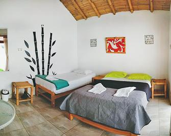 Puerto Bamboo - Máncora - Habitación