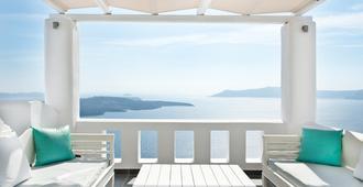 Agali Houses - Firostefani - Balcony