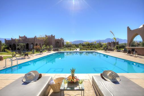 Kasbah Igoudar Boutique Hotel And Spa - Lalla Takerkoust - Pool
