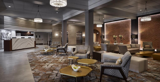 Holiday Inn Hotel & Suites Alexandria - Old Town - Alexandria - Lounge