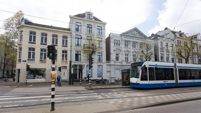 Hotel Park Plantage - Amsterdam - Rakennus