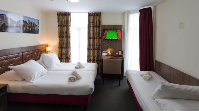 Hotel Park Plantage - Amsterdam - Makuuhuone