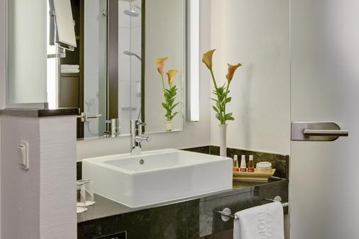 Steigenberger Hotel Dortmund - Dortmund - Bathroom
