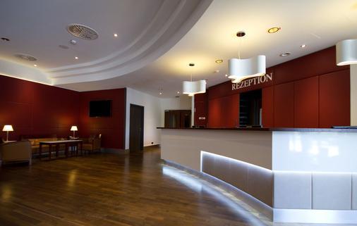 Steigenberger Hotel Dortmund - Dortmund - Front desk