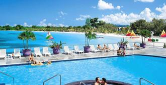 Grand Lido Negril Au Naturel Resort - Negril - Bể bơi