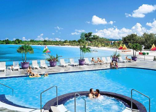 Grand Lido Negril Au Naturel Resort - Negril - Pool