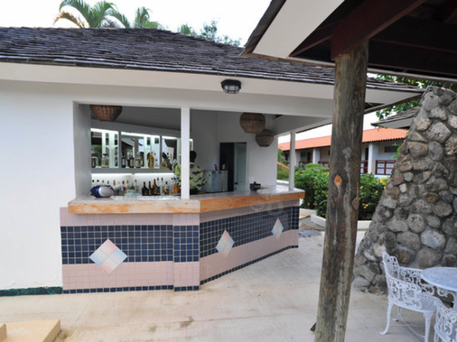 Grand Lido Negril Au Naturel Resort - Negril - Bar
