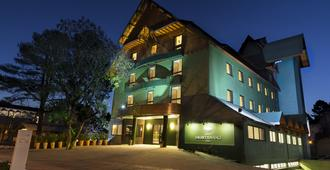 Hotel Laghetto Viale - Gramado - Bâtiment