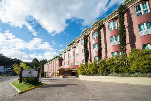 錫耶納拉格赫托酒店 - 格拉瑪多 - 格拉瑪多 - 建築