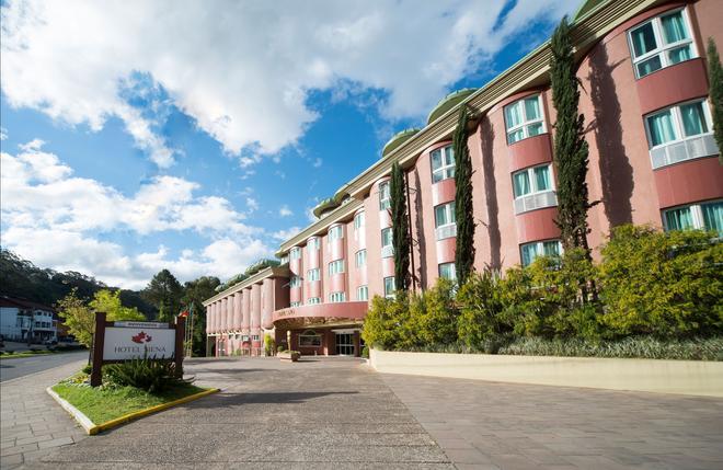 Hotel Laghetto Siena - Gramado - Rakennus