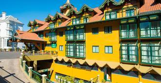Hotel Laghetto Toscana - Gramado - Bygning