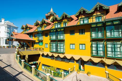 Hotel Laghetto Toscana - Gramado - Rakennus