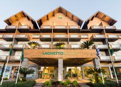 Hotel Laghetto Pedras Altas - Gramado - Edifício