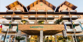 Hotel Laghetto Pedras Altas - Gramado - Bygning