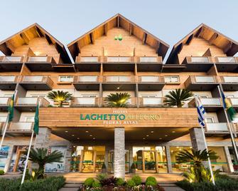 Hotel Laghetto Pedras Altas - Грамадо - Building
