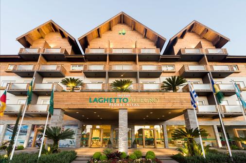 Hotel Laghetto Pedras Altas - Грамаду - Здание