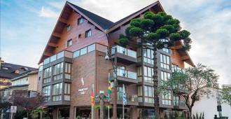 Hotel Laghetto Stilo Centro - Gramado - Edificio