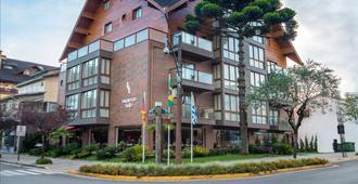 Hotel Laghetto Stilo Centro - Gramado - Rakennus