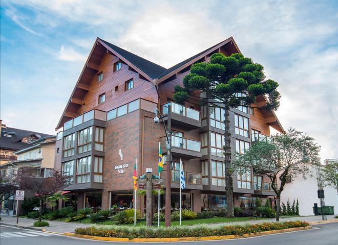 Hotel Laghetto Stilo Centro - Gramado - Building