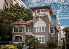 Hotel Laghetto Viverone Moinhos - Porto Alegre - Gebouw