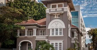 Hotel Laghetto Viverone Moinhos - פורטו אלגרה - בניין