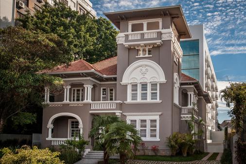 Hotel Laghetto Viverone Moinhos - Porto Alegre - Κτίριο