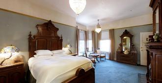 Cedar Gables Inn - Napa - Schlafzimmer