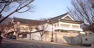 Shila Youth Hostel - Gyeongju - Building