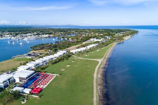 Hilton Fiji Beach Resort and Spa - Nadi - Toà nhà