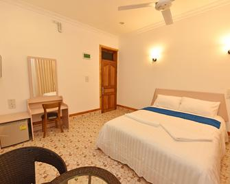 Rasdhoo Relax Inn - Rasdhoo - Bedroom