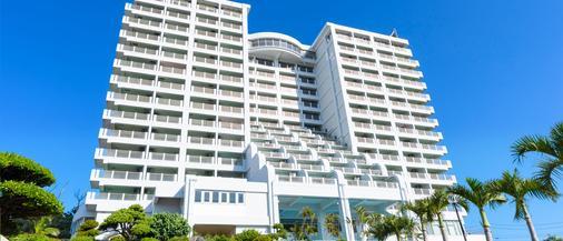 恩納海景皇宮酒店 - 恩納 - 建築