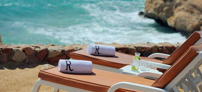 Renaissance Sharm El Sheikh Golden View Beach Resort - Sharm el-Sheikh - Ranta