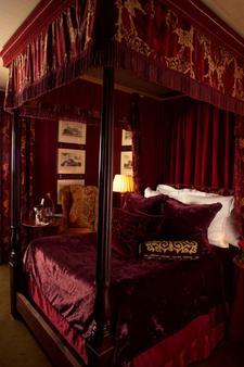 普利斯頓菲爾德之家酒店 - 愛丁堡 - 愛丁堡 - 臥室