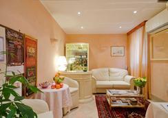 Hotel Eden - Venice - Lobby
