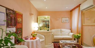 Eden Hotel - 威尼斯 - 客廳
