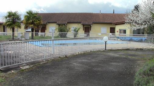 Hôtel Rocade - Pamiers - Rezeption