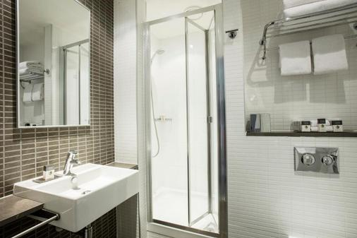 DoubleTree by Hilton Hotel Leeds City Centre - Leeds - Bathroom